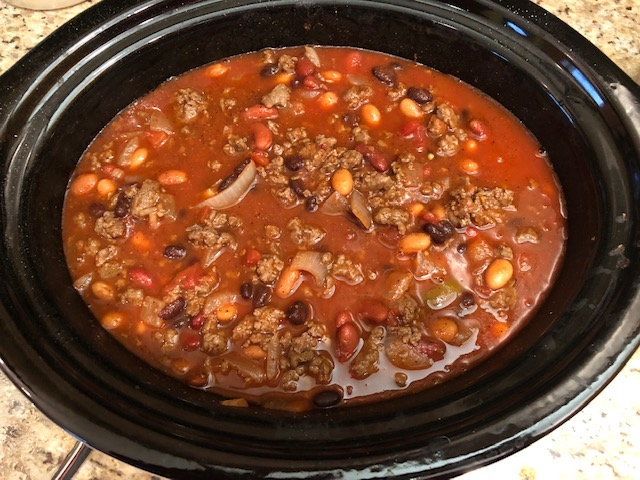 Venison Or Beef Chili